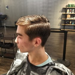 Photo Of 028 Barber Woodinville Wa United States Trendy Combover