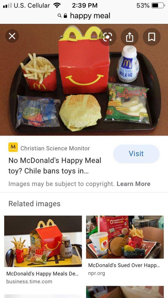 McDonald's: 107 Main St, Hinton, WV