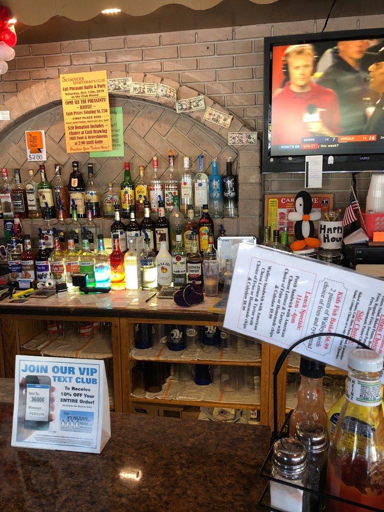 The Penguin Again: 418 Union Ave, Oconto Falls, WI
