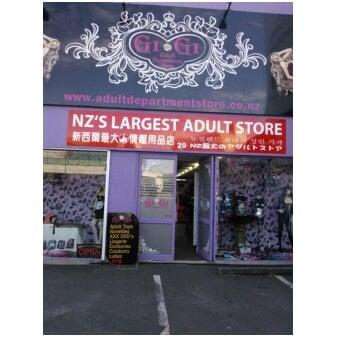 New zealand sex shops