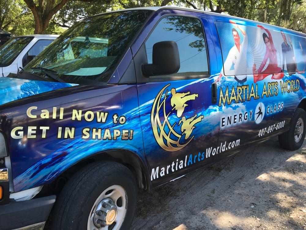 Martial Arts World - Orlando: 1630 E Colonial Dr, Orlando, FL