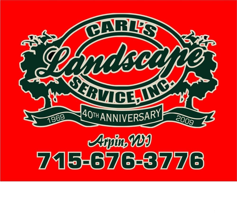 Carl's Landscape Service: 7797 County Rd A, Arpin, WI