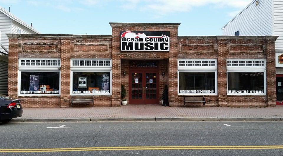 Ocean County Music & Electronics: 619 Arnold Ave, Point Pleasant Beach, NJ