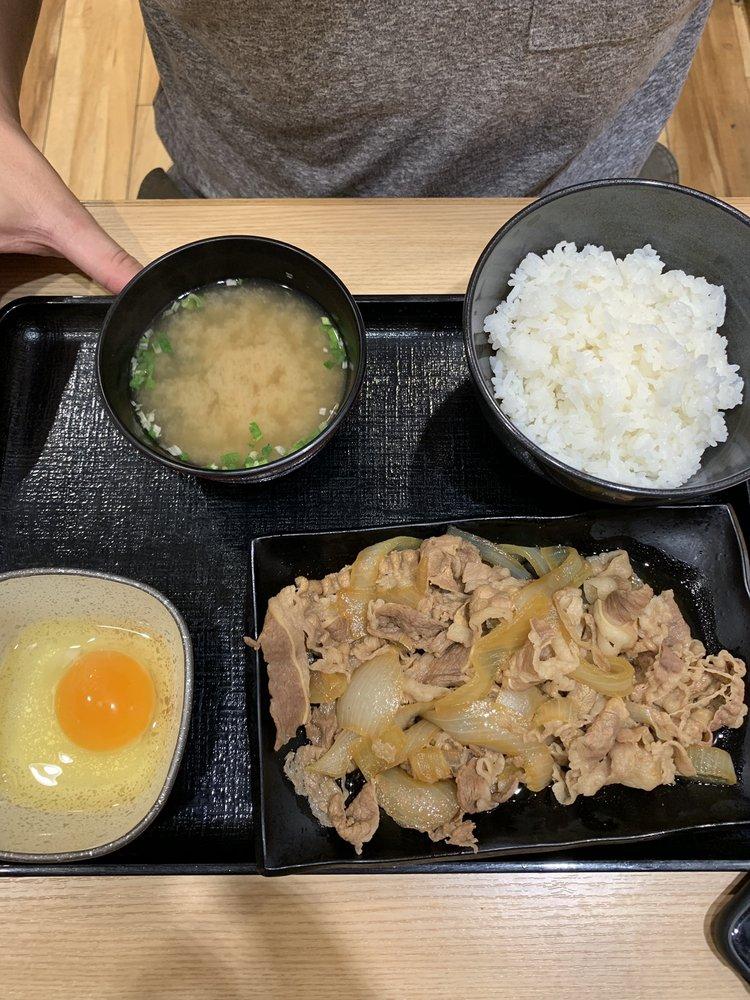 Yoshinoya Shijō Higashinotōin
