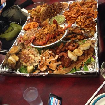 Photo Of Alegrias Seafood Chicago Il United States