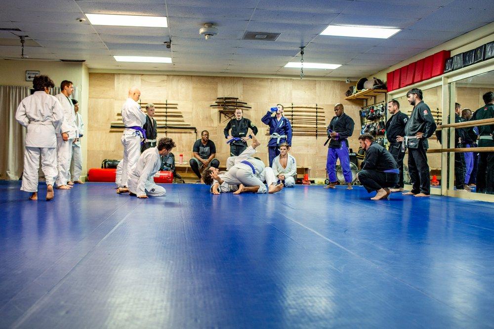 Mat Life Training Center: 4000 W Newberry Rd, Gainesville, FL