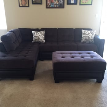 Great Photo Of ABC Furniture   Waipahu, HI, United States. Sectional And Ottoman  Set