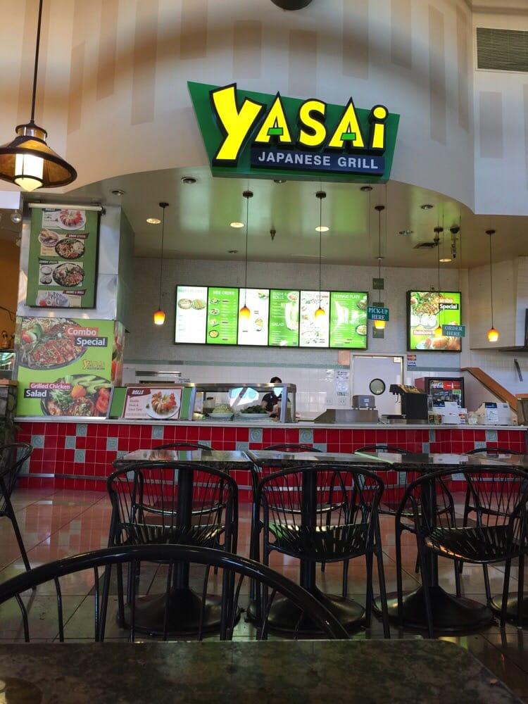 Yasai Japanese Grill Long Beach