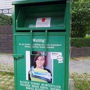 Kleidercontainer berlin lichtenberg