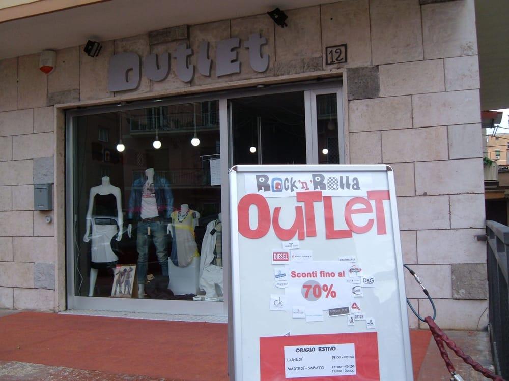Rock'n'Rolla Oulet