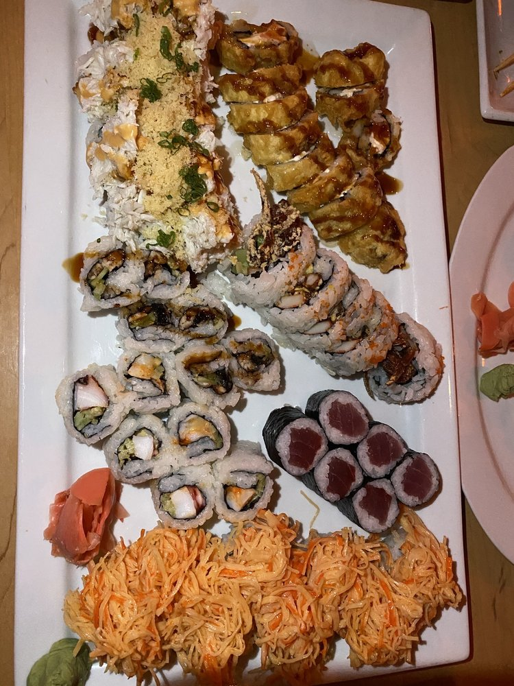 Koi Sushi & Thai: 102 Lumber Dr, Franklin, TN