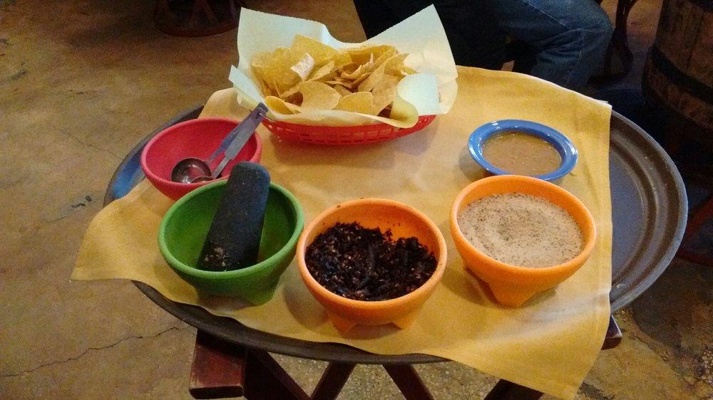 Tableside Salsa Makeings Yelp