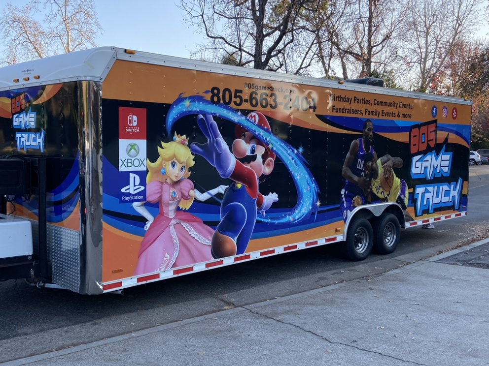 805 Game Truck: Oxnard, CA