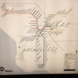 Photo Of Wilshire Western Purple Line Station Los Angeles Ca United States