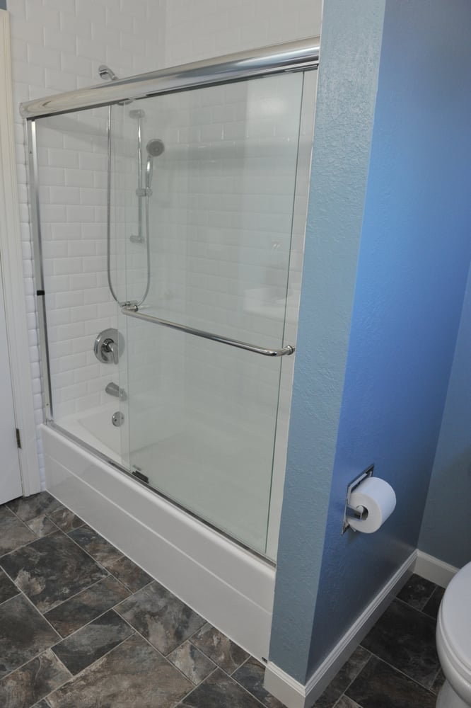 A Remodeled Bathroom In Concord Yelp
