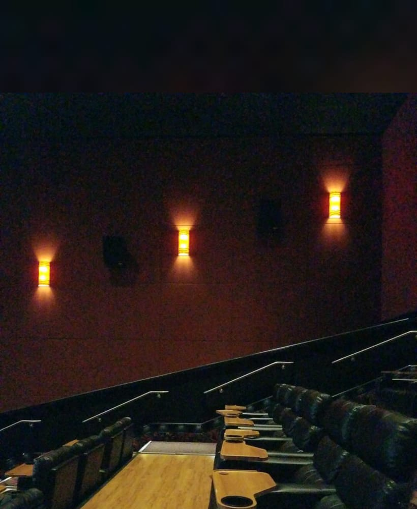 Regal Avalon 12 >> The Seats Yelp