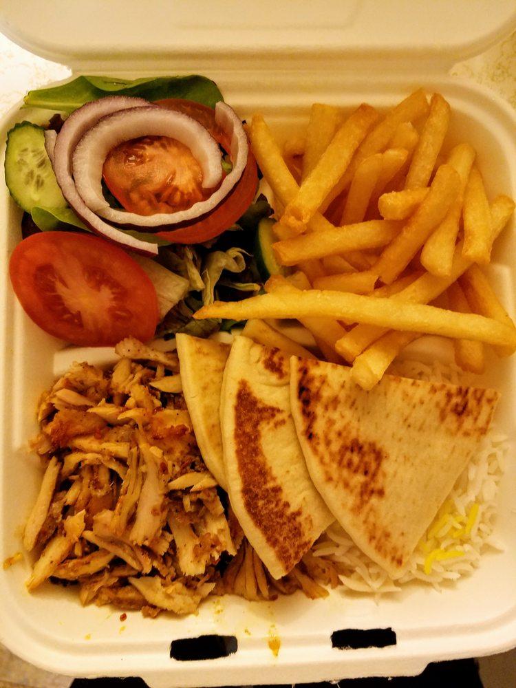 Tak Grill Fresh Mediterranean Food