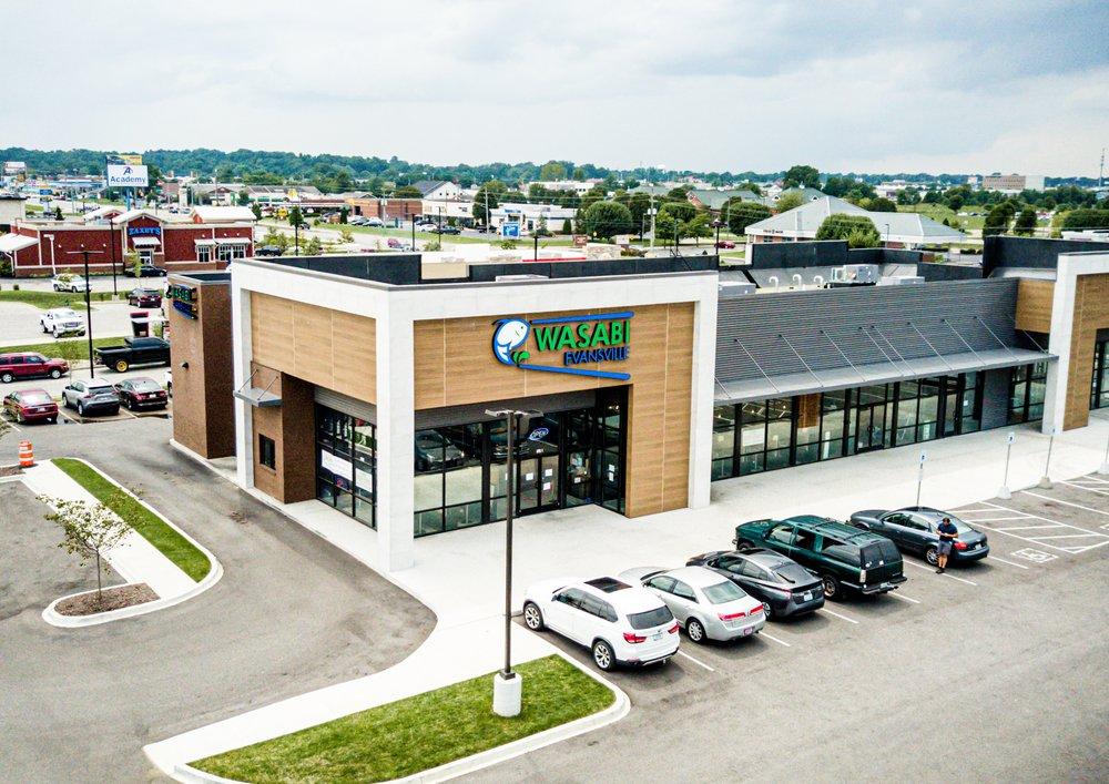 Wasabi - Evansville: 1122 Hirschland Rd, Evansville, IN