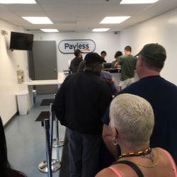 Payless Car Rental Number