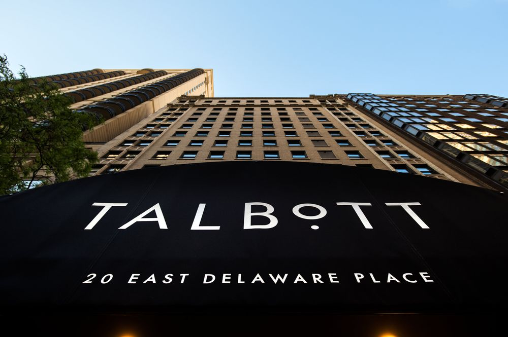 The Talbott Hotel