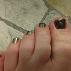 Photo Of Nail Lounge Myrtle Beach Sc United States Pedicure By Hannah