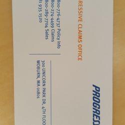 Progressive Insurance Phone Number >> Progressive Claims Office Auto Insurance 300 Unicorn Park Dr