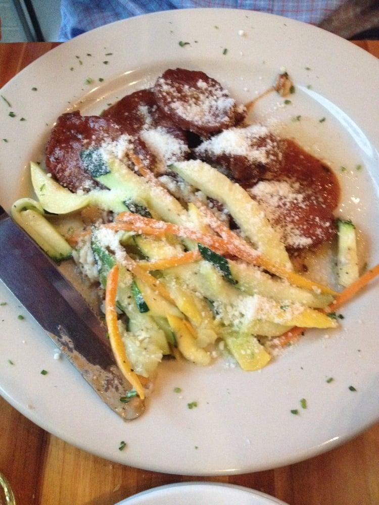 Mia Bella Restaurant Downtown Houston