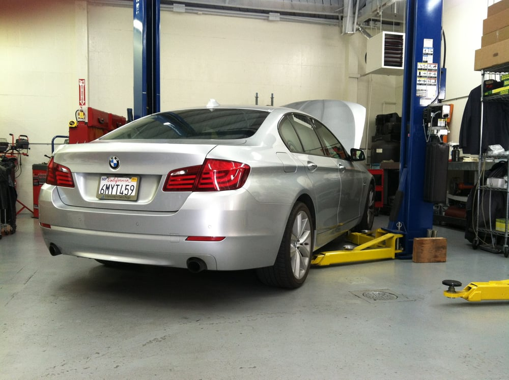 Esr bmw and mercedes specialists 16 fotos 57 beitr ge for Mercedes benz redwood city