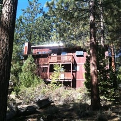 Flying leap vacation rentals closed vacation rental for Cabin rentals in nevada