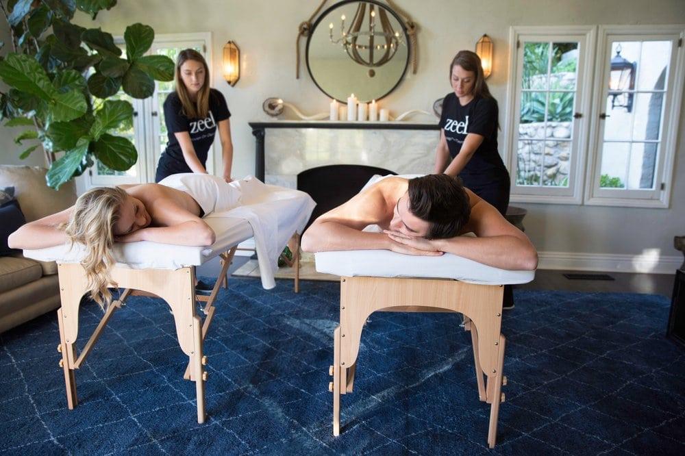 Zeel Massage on Demand