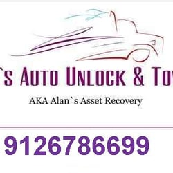 Alan's Auto Unlock & Towing - Keys & Locksmiths - 1602 Old ...