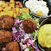 Mama Pita Mediterranean Grill - Plano, TX, United States. Sooo delcious!! Very filling!!