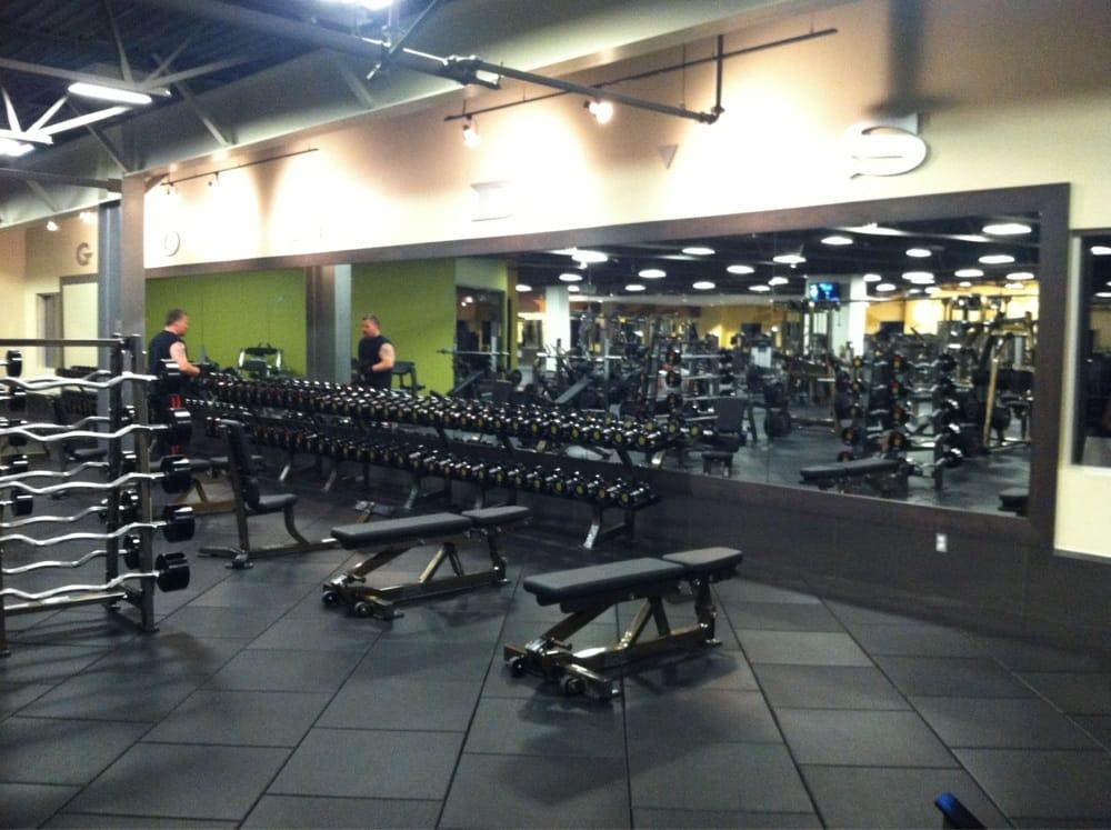 Gyms Near Grove City