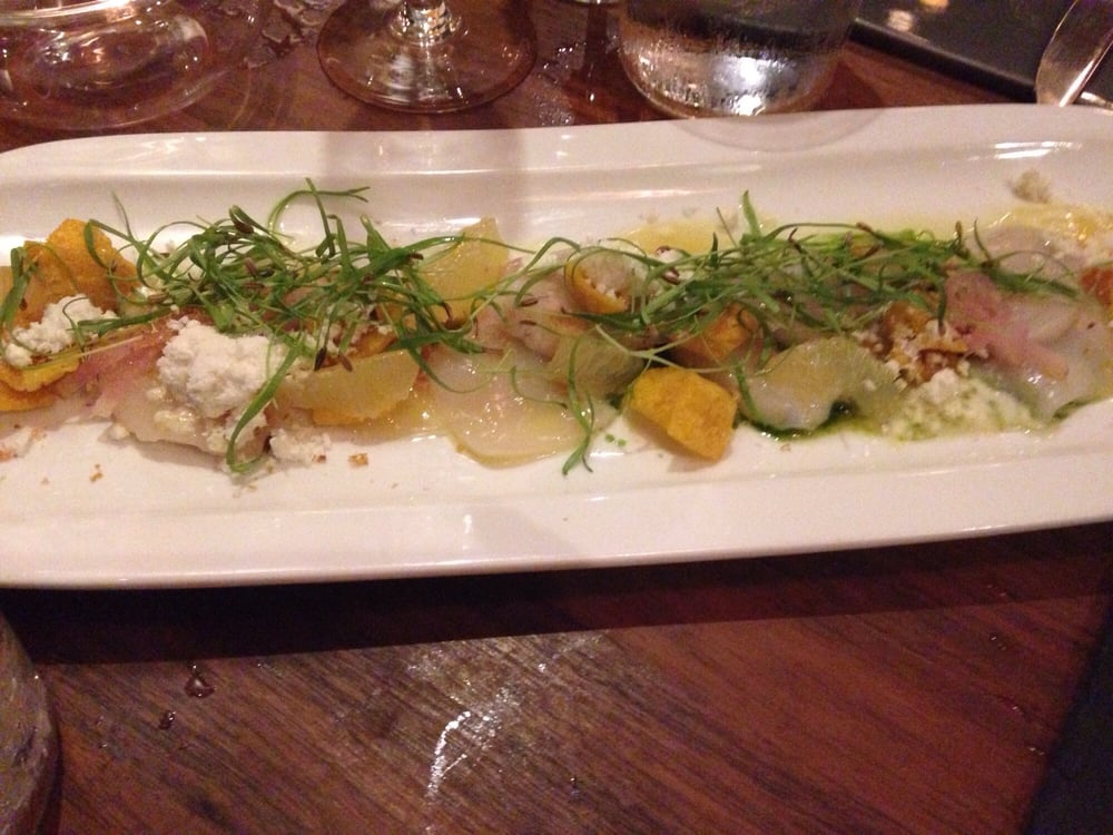 Scallop ceviche yelp for Live food bar yelp