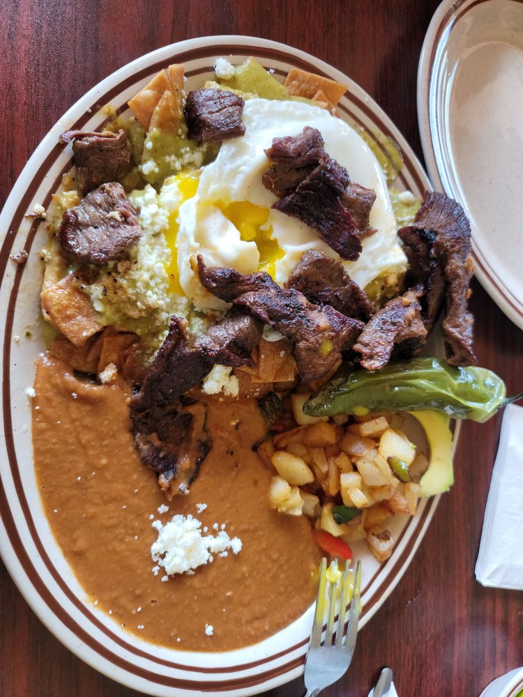 Casa Chilaquiles: 15907 Market St, Channelview, TX