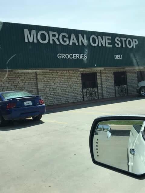 Morgan One Stop: 710 Harris, Morgan, TX