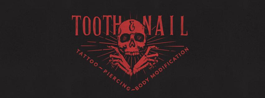 Tooth & Nail Tattoo: 4811 N Brady St, Davenport, IA