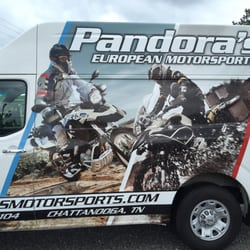 Photo of Pandora's European Motorsports - Chattanooga, TN, United States. Better then a limo picking me up at the hotel