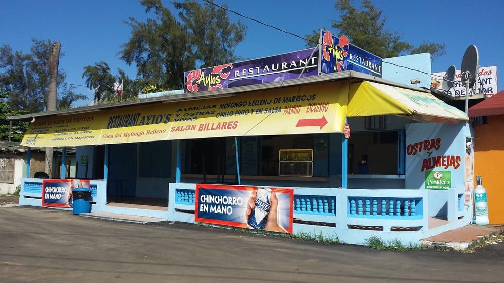 Restaurante Ayios: Carretera Nacional 187 S/N, Loiza, PR