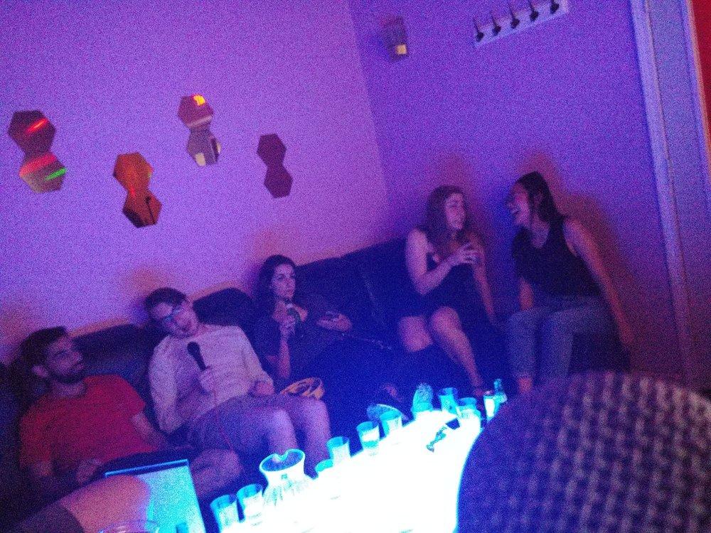 Photo of KBOX Karaoke House - Pittsburgh, PA, United States. Sweeeeet Caroline!!!!!