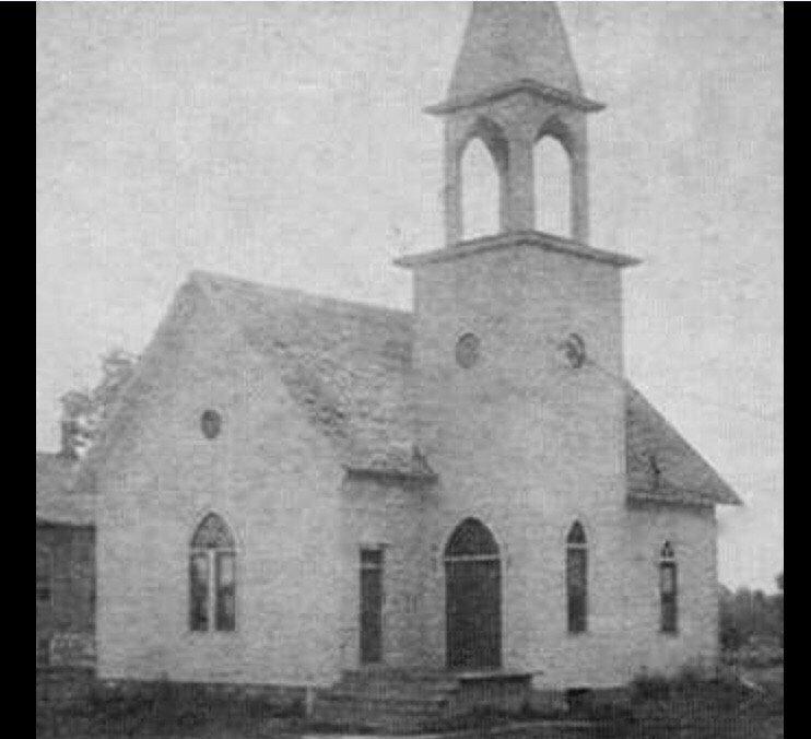Kinderhook Haunted Church: Copeland Rd, Kinderhook, MI