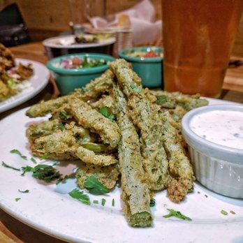 Photo of Javelina - New York, NY, United States. cactus fries