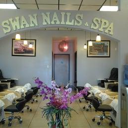 Swan nails spa 17 photos 38 reviews nail salons for 24 hour nail salon atlanta