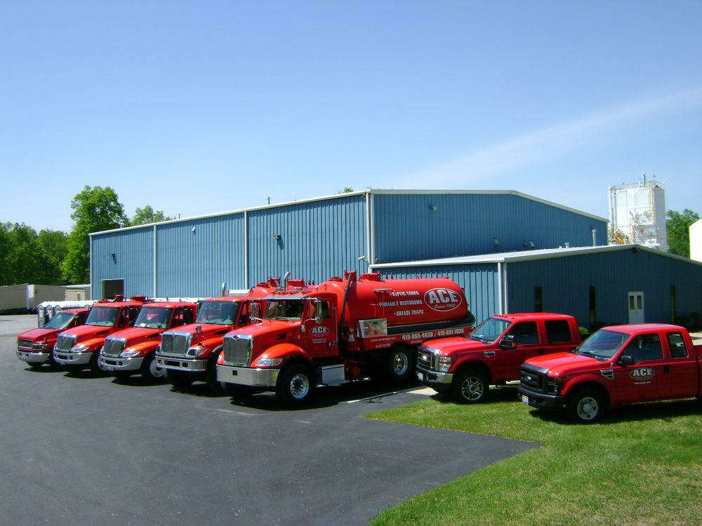 Ace Sanitation: 1750 Trade Rd, Holland, OH