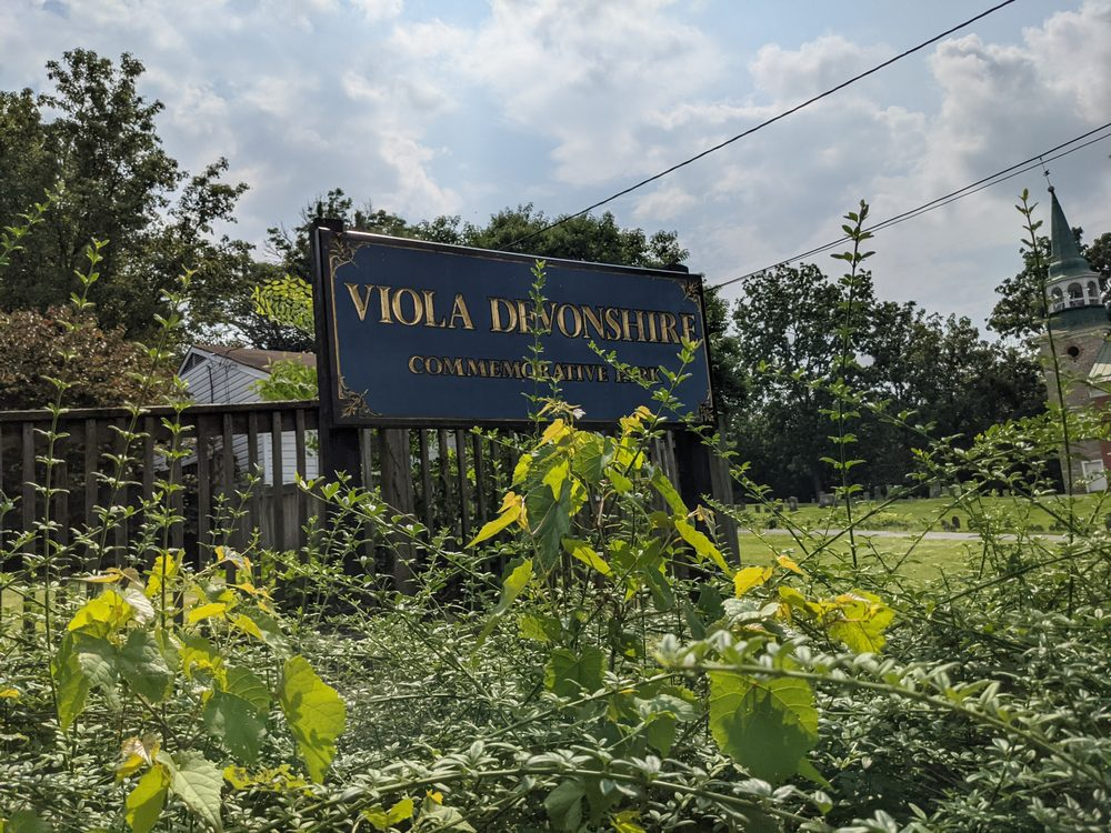 Social Spots from Viola Devonshire Memorial Park