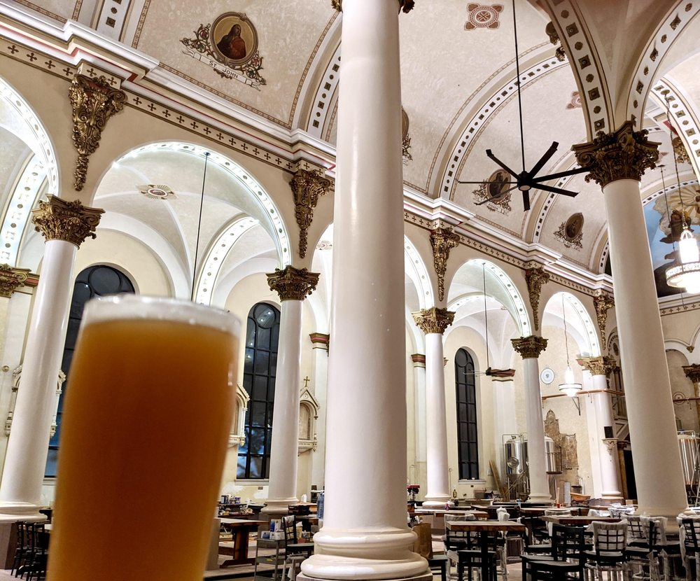 Ministry of Brewing: 1900 E Lombard St, Baltimore, MD