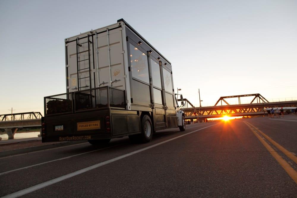 The Rocket Truck: Phoenix, AZ