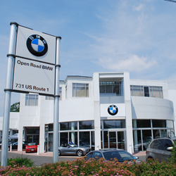 Open road bmw edison service
