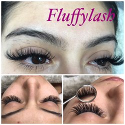 3f9a9a585f3 Photo of Fluffy Lashes - Fountain Valley, CA, United States. Gorgeous style