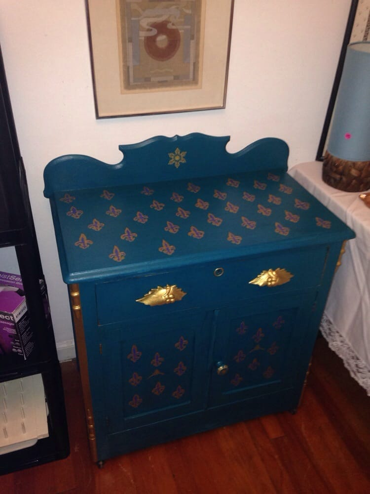Gorgeous Hand Painted Antique Furniture Yelp